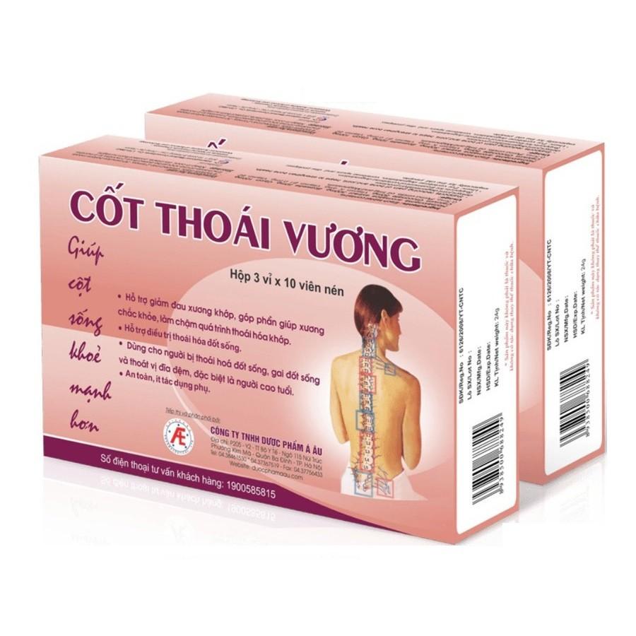 1 box cot thoai vuong reduce joint pain strengthen bone health