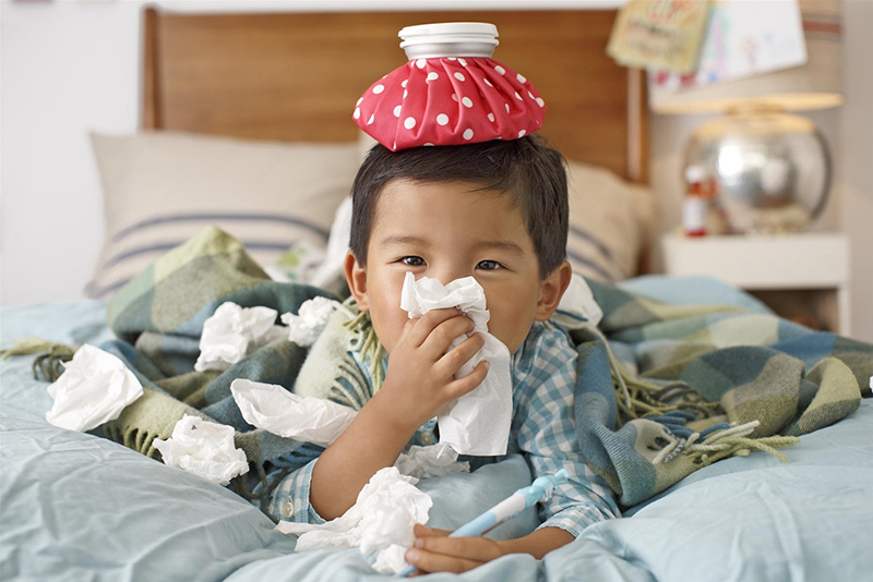How to prevent a cold ?
